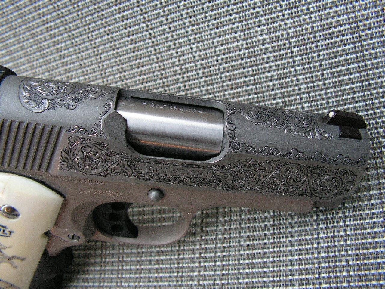 cnc machine gun